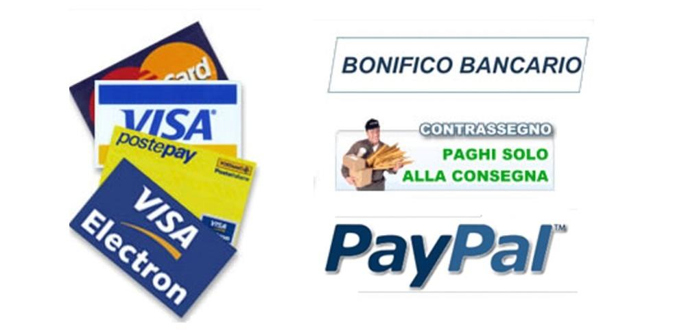 b2b7e5a3ba BONIFICO: appena avrai effettuato l'acquisto, tramite e-mail ti  comunicheremo le coordinate bancarie per effettuare il bonifico.