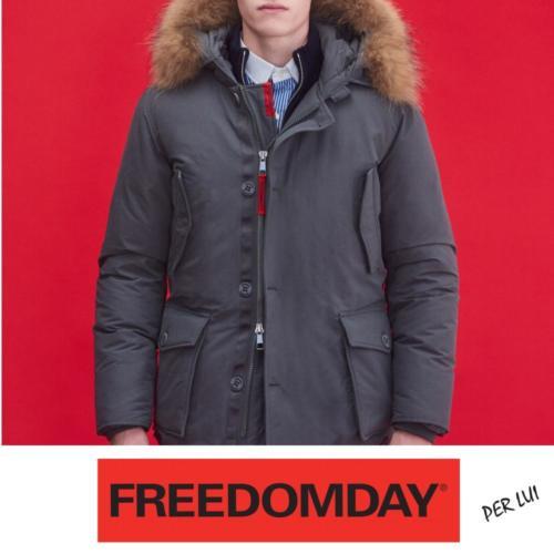 home freedomday uomo